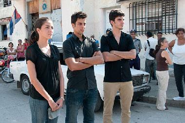 Los hijos de Oswaldo Payá denunciaron al gobierno antes de exiliarse en Miami. Foto: Raquel Pérez
