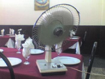 Restaurante en  Pinar del Rio.