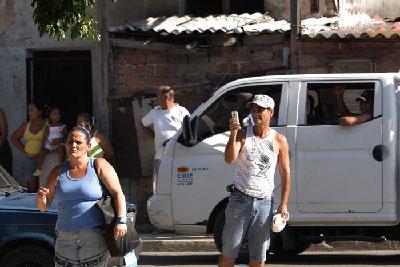 Una calle de Cerro, La Habana
