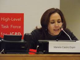 Mariela Castro.  Photo. cenesex.cu