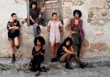 Frikis from the film Boleto al Paraiso.
