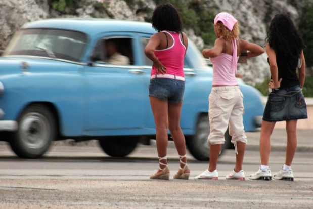 Cuba sex massages