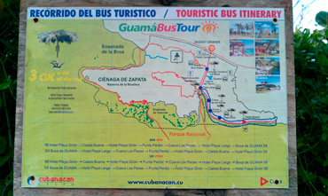 Bus-route-for-the-Bay-of-Pigs-Area